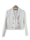 Blazer Cropped Milena | OFF WHITE