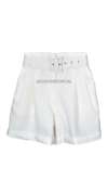 Shorts Isabela | OFF WITHE