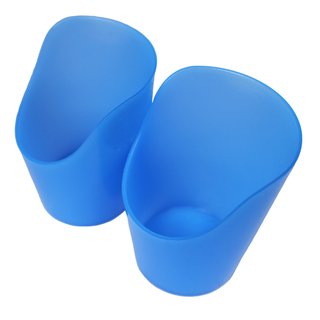 Vaso flexible mediano x2