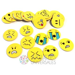 Memotest emoticones grande