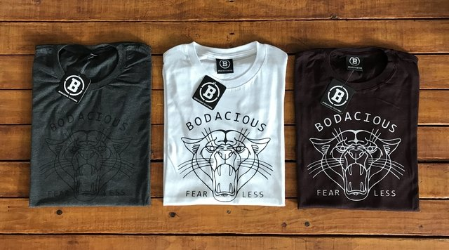 Remera Tiger - Bodacious Clothing
