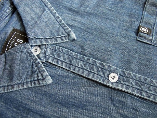 Camisas Denim en internet
