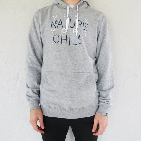 Print Hoodie More Nature en internet