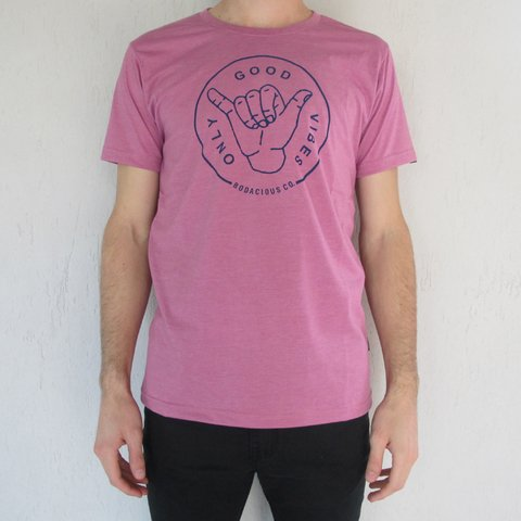 Remera Only Good Vibes - comprar online