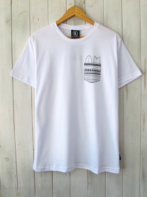 REMERA SURF POCKET