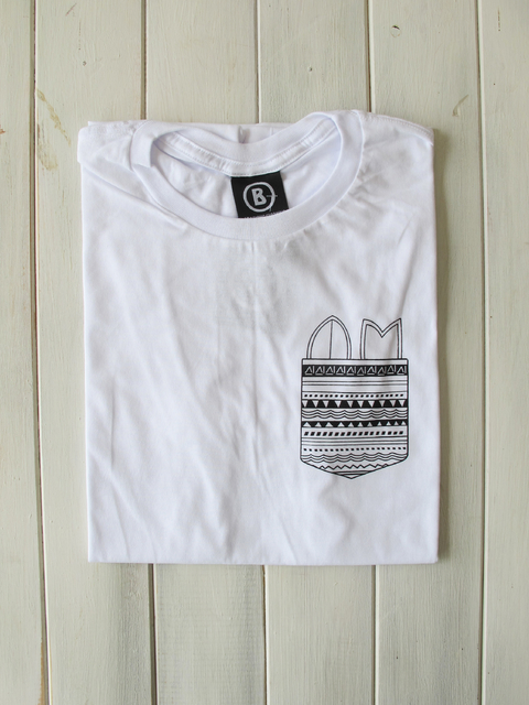REMERA SURF POCKET - comprar online