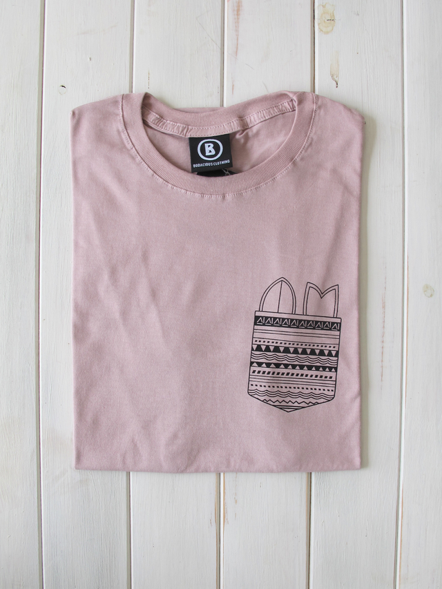 REMERA SURF POCKET - Bodacious Clothing