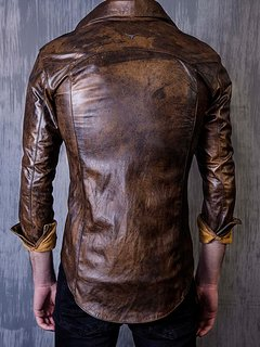 Camisa Dirty Brown - online store