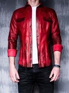 Camisa Poison Red
