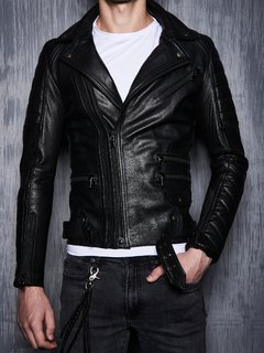 Chaqueta Judas Black