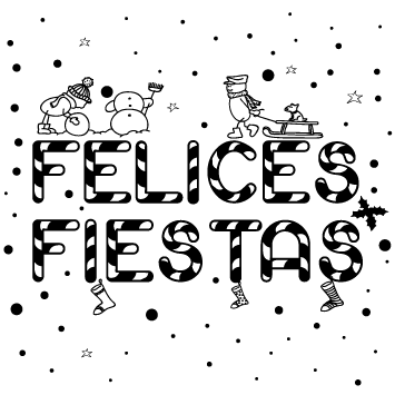 Felices Fiestas 019 en internet