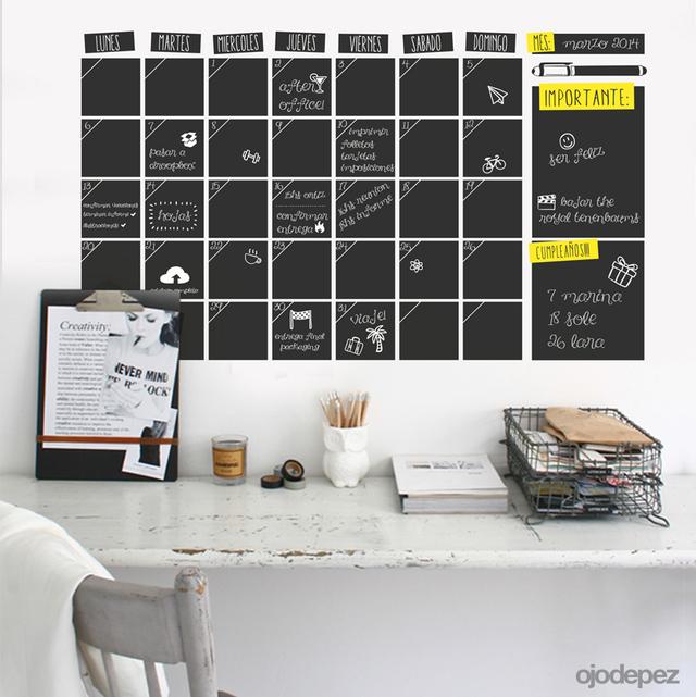 Home 043 pizarra calendario - Pizarra calendario ...
