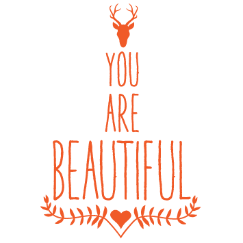 Pack 052 | You are beautiful (Eres hermoso/a) en internet