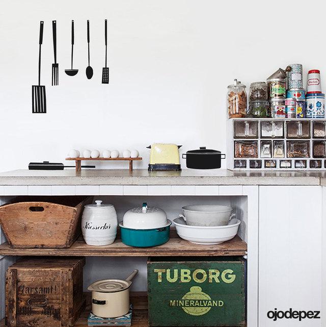 Pablo feliz 005 objetos de cocina for Objetos de cocina