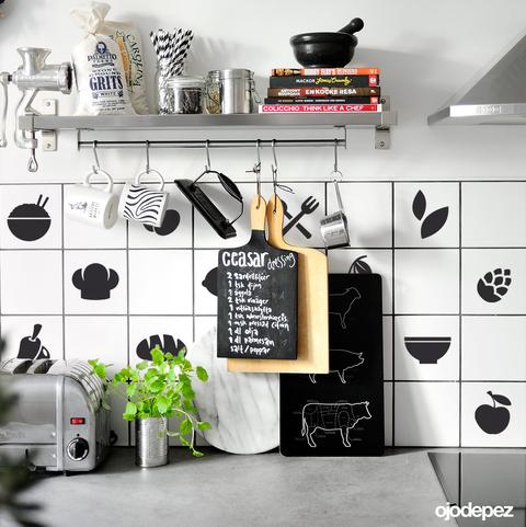 pack 048 azulejos para la cocina