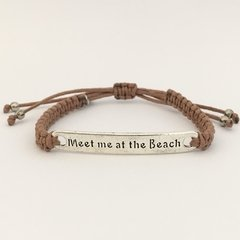 Pulseira Meet me at the Beach - loja online