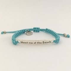 Pulseira Meet me at the Beach - comprar online