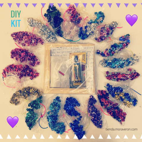 DIY KIT - Set de Corazon