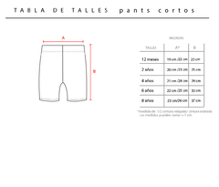 PANT CORTO IDEAS en internet