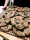 COOKIES DE CHOCOLATE NEGRO Y NUECES PECAN