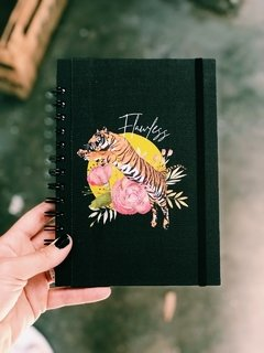 CUADERNO FEARLESS