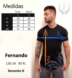 T-Shirt - whole cross - loja online