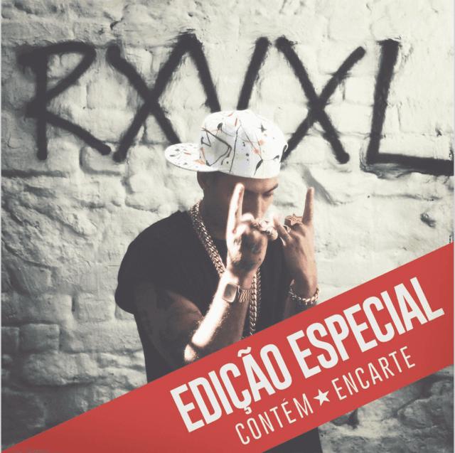 CD RXVXL - EDIÇÃO ESPECIAL a00b2ec47ae