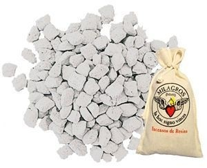 Incenso Liturgico Grego White Flower 50G