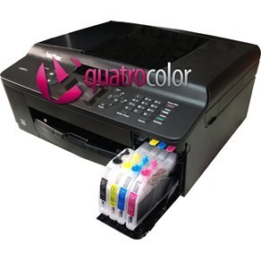 Bulk ink Brother J105 - LC505 - J200 - comprar online