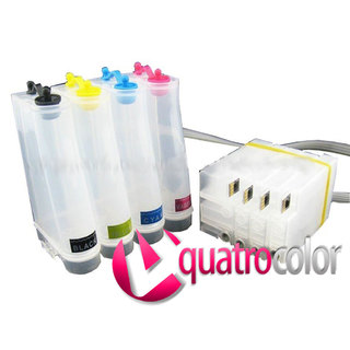 Bulk ink hp 7610 7110 7612 com chip - comprar online