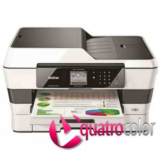 Impressora Brother MFC-J6720DW Multifuncional A3 - Com ou Sem Bulk ink