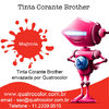 Tinta Corante Quatrocolor para Bulk Ink impressora Brother (4x500 ml) - Quatrocolor