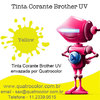 Tinta Corante UV Quatrocolor para Bulk Ink impressora Brother (4x500 ml) - loja online
