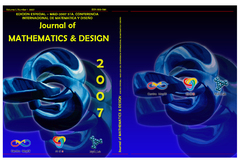 Journal Of Mathematics and Desing Vol. 2007