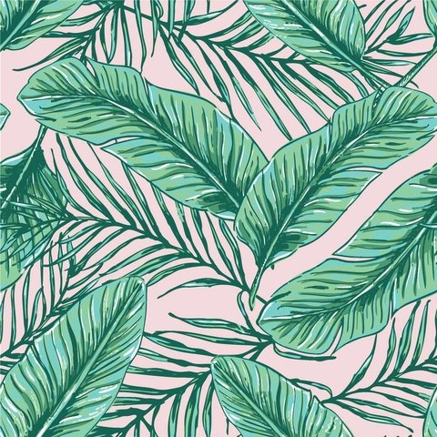 Kids Tropical Leaf en internet