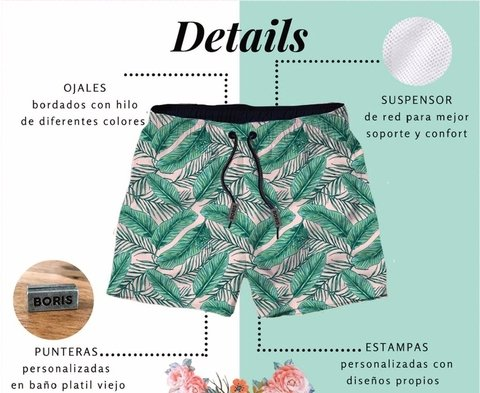 Kids Tropical Leaf - comprar online