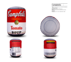 Puff Campbells Tomato - comprar online