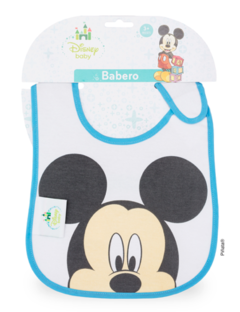 Babero Mickey - Original Disney
