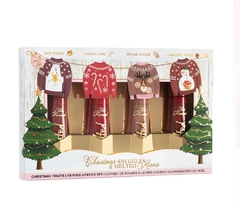 Too faced- Christmas Snuggles & Melted Kisses Liquid Lipstick Set