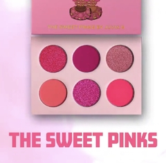 JP- The Sweet Pinks Palette