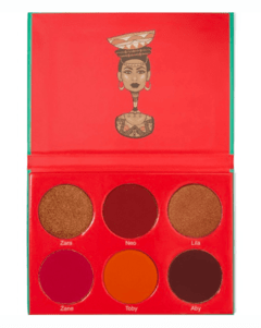 Juvias Place- The Saharan Blush Palette Vol I