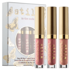 Stila- In The Nude Mini Lipstick Set