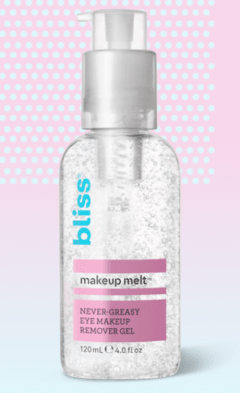 BLISS-Makeup Melt™ Makeup Remover Never-greasy Eye Makeup Remover Gel