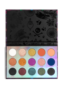 D Villains Misunderstood palette - Trendy Candy Accesories