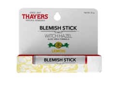 Thayers Witch Hazel Blemish Lemon Facial Stick
