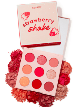 CC- Strawberry Shake Pink Eyeshadow palette