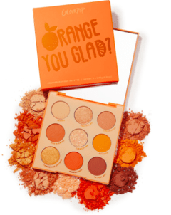 CC- Orange You Glad Eyeshadow palette