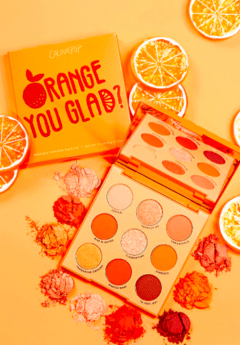 CC- Orange You Glad Eyeshadow palette - comprar en línea