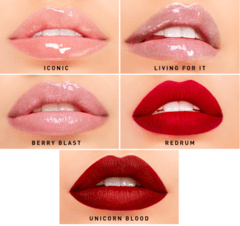 MORPHE X JEFFREE STAR ICONIC BOLDS LIP COLLECTION - comprar en línea