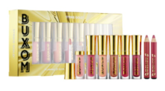 Buxom- Strike Gold Mini Plumping Lip Set